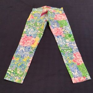 """Lilly Pulitzer 29"""" skinny pant"""